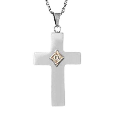 Dignity Diamond Cross Keepsake Jewelry