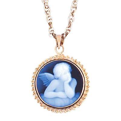 Angel Cameo Keepsake Jewelry II