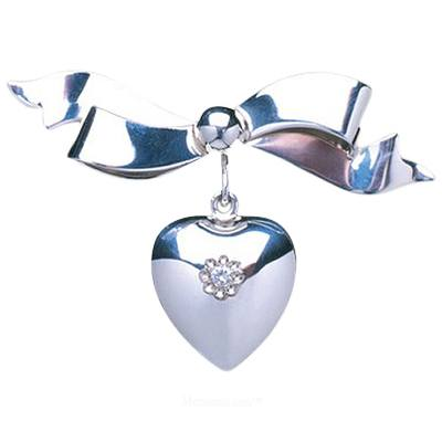 Diamond Brooch Keepsake Jewelry