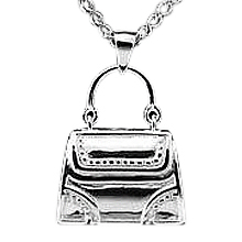 Purse Keepsake Pendant