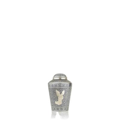 Angel in Prayer Keepsake Cremation Urn