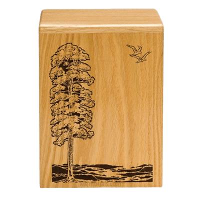 Eternal Tree Cremation Urns