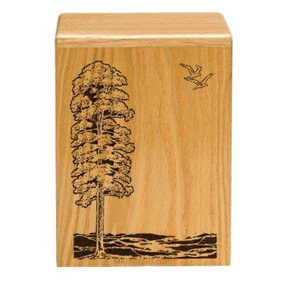 Eternal Tree Oak Cremation Urn