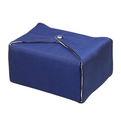 Dark Blue Wrap Cremation Urn