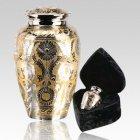 Eternal Flower Cremation Urns