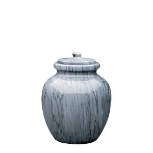 Legacy Grey Keepsake Marble Urn