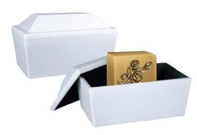 Pyramid Cremation Urn Vault