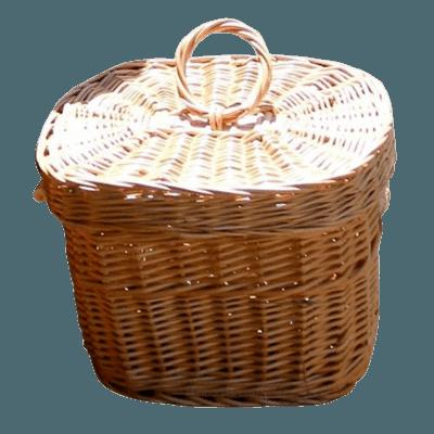 Basket Bamboo Cremation Urn
