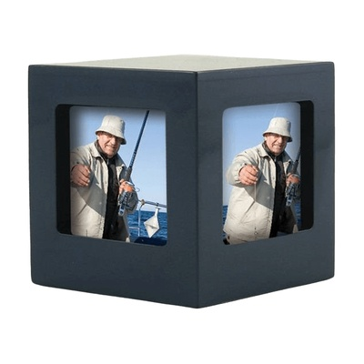 Bristol Wood Photo Keepsake Urn