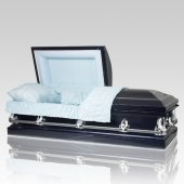 Auswalk Steel Casket