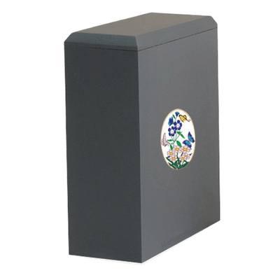 Irish Butterflies Cremation Urn