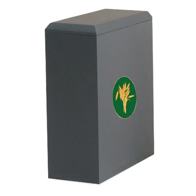 Irish Wheat Cremation Urn