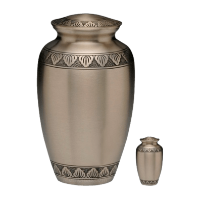 Dignity Pewter Cremation Urns