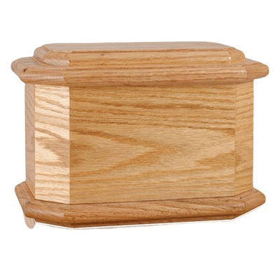 Diplomat Wood Cremation Urn II