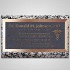 Doctor Bronze Plaque