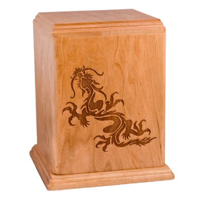 Dragon Cremation Urn