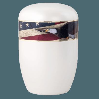 Eagle Biodegradable Urn