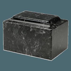 Ebony Marble Cremation Urns