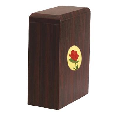 Scottish Rose Cremation Urn