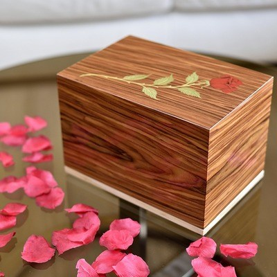 Katy Wood Cremation Urn