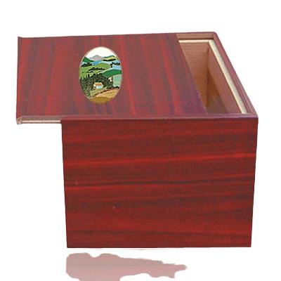 Danish Mountain Cremation Urn