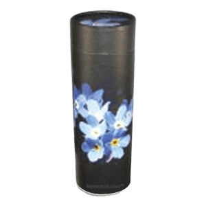 Forget Me Not Scattering Biodegradable Urn