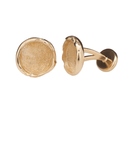 Cufflinks Print 14k Yellow Gold Keepsakes