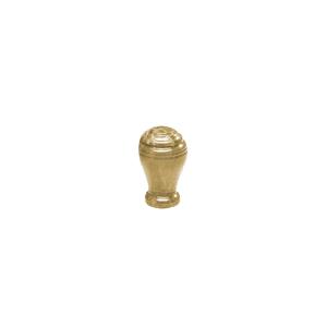Golden Sunset Marble Cremation Urn