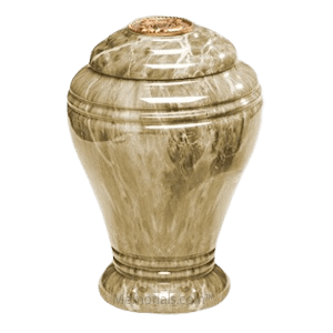 Grand Canyon Marble Cremation Urn IV