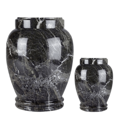 Green Marble Cremation Urns
