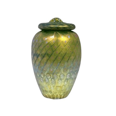 Golden Sunshine Cremation Urn