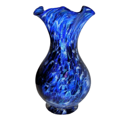 Healing Waters Glass Cremation Urns