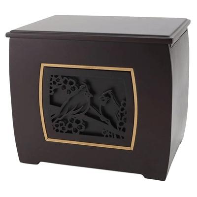 Hiroto Cardinal Companion Cremation Urn
