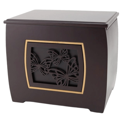 Hiroto Butterfly Companion Cremation Urn