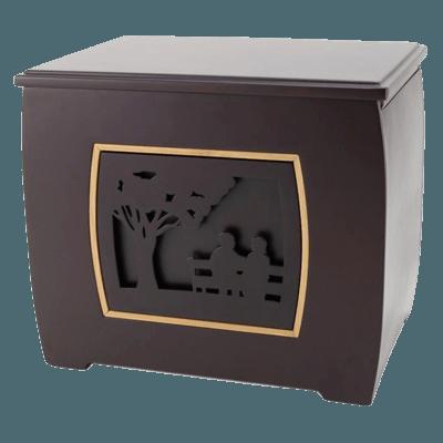 Hiroto Couple Companion Cremation Urn