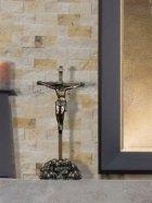 Crucifix Keepsake Cremation Urn