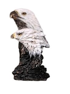 Eagles Bronze Cremation Urn