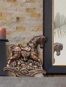 Rocking Horse Children Cremation Urn