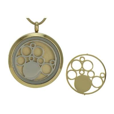 Honor Circles Cremation Pendant