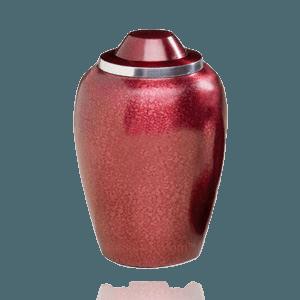 Children Burgundy Cremation Urn
