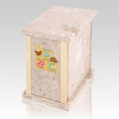 Design Perlato Children Marble Urns