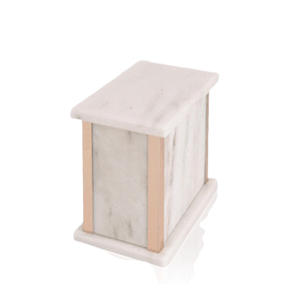 Designer Bianco Medium Urn