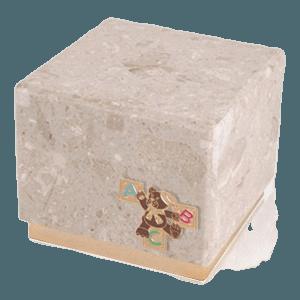 Innocence Perlato ABC Teddy Cremation Urn