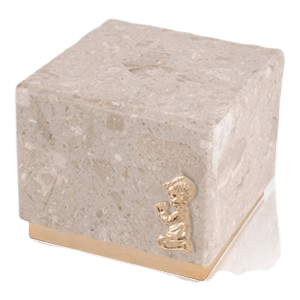 Innocence Perlato Praying Boy Cremation Urn