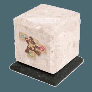 Graceful Perlato Children Cremation Urns