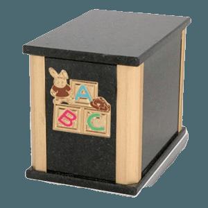 Solitude Cambrian ABC Bunny Cremation Urn