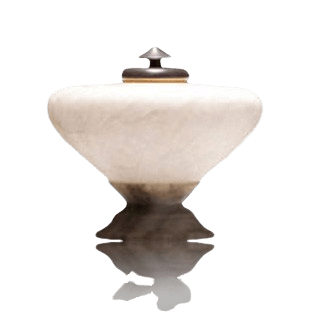 Italian Alabaster Keepsake Cremation Urn