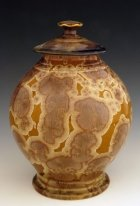 Back To Sea Art Cremation Urn