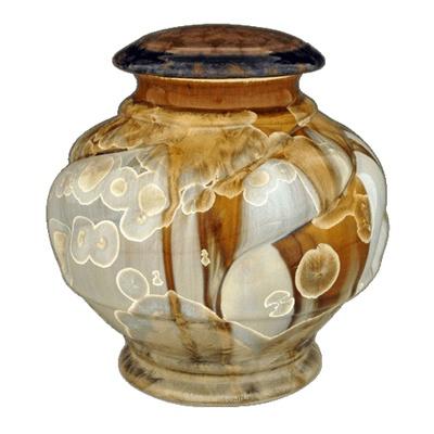 Nomiah Art Cremation Urn