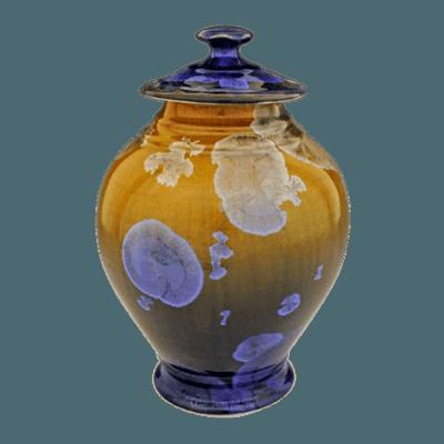Ice Cube Art Cremation Urn